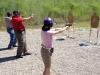Combat Pistol in Idaho, July, 2012