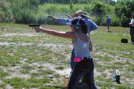 Shooting at Midwest Training Group
