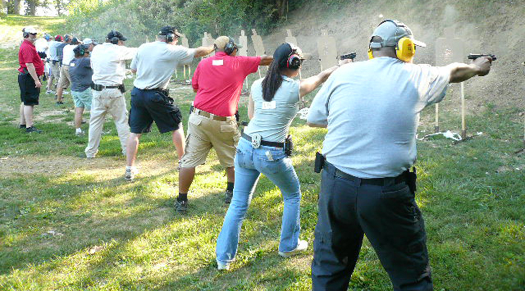 Midwest Training Group Firing Line
