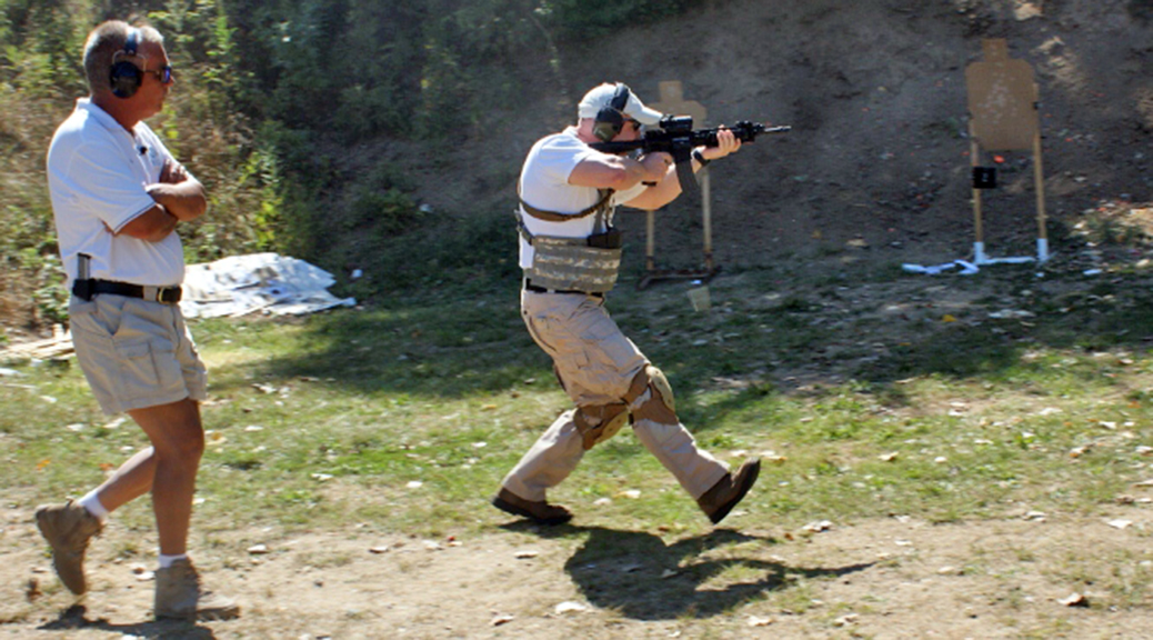 Tactical Rifle and Carbine Class - Midwest Training Group