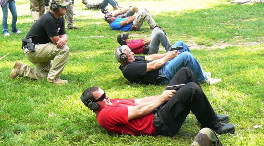 Midwest Training Group Advanced Handgun Firearms Training