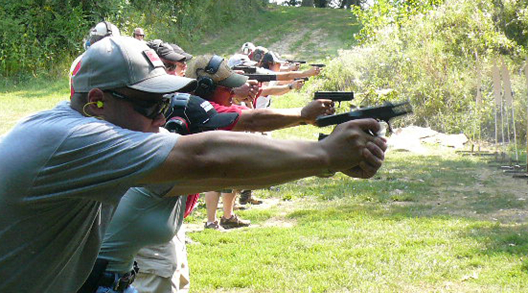Midwest Training Group Intro to Defensive Pistol
