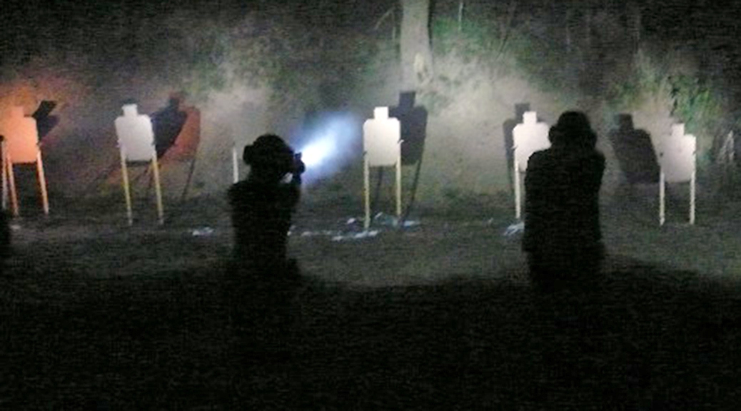 Midwest Training Group Low Light Shooting