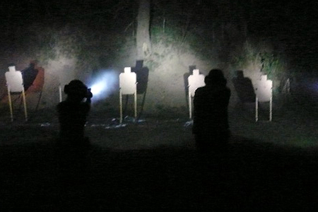 Midwest Training Group Night Shoot